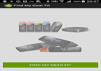 Find My Gear Fit