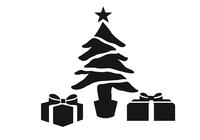 Kit pochoirs de Noël