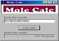 Mole Calc