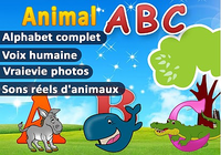 ABCdaire Sons Animaux Enfants