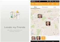 Trouver mes amis - Android