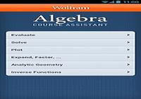 Algebra Course Assistant