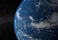 Solar System - Earth 3D screensaver