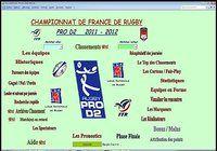 Pro D2  2011-2012