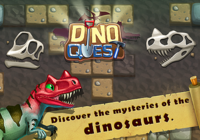 Dino Quest - Jeu de Dinosaures