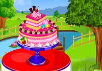 Crémeux décoration de gâteau