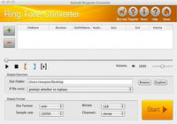 Boilsoft ringtone converter for Mac