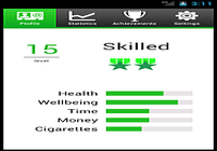 Kwit - arrêter de fumer