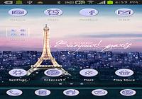 Paris go launcher theme