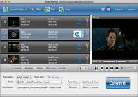 AnyMP4 MOV Convertisseur Pour Mac