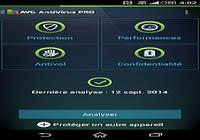 AVG AntiVirus PRO pour Xperia™