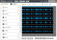 FileLab Audio Editor