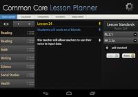 Common Core Lesson Planner