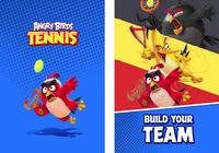 Angry birds Tennis iOS