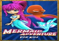 Mermaid aventure pour enfants
