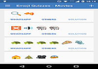 Emoji Quizzes for WhatsApp