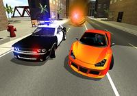 La poursuite de la police