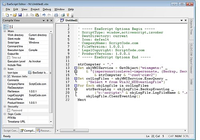ExeScript VBScript Editor