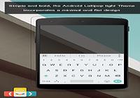 Aitype Lollipop Keyboard Light