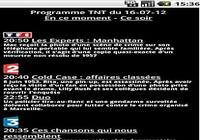 Programme TNT