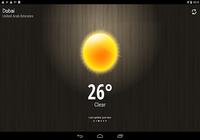 Météo - Weather