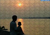 Puzzles Coucher de Soleil Volume 1