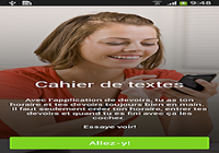 Cahier de textes Android