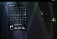 Calendar Widget (key)