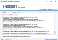 Emsisoft Decrypter Tools
