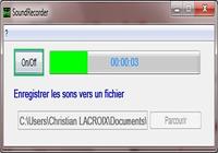 SoundRecorder Linux