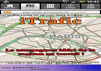 ITrafic : trafic temps réel