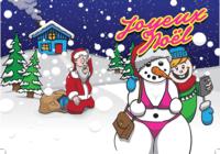 Carte Joyeux Noël PDF