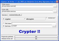Crypteur de fichier