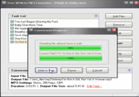 Free WMA to MP3 Converter