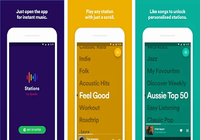 Stations by Spotify pour Android