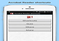 Free Acrobat reader shortcuts