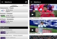 Matchs.tv iOS