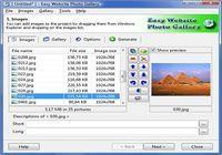 Easy Website Photo Gallery