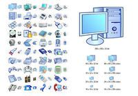 Hardware Icon Library
