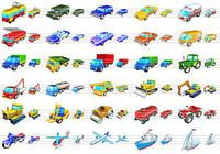 Standard Transport Icons