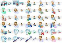 Medical Icons for Vista