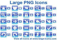 Large PNG Icons