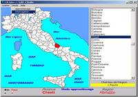 PROVINCES ITALIENNES