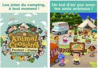 Animal Crossing :  Pocket Camp iOS