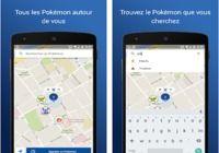 GO Map Pour Pokémon GO Android