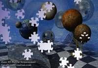 Gaia 3D Puzzle Screensaver