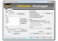 KRyLack Ultimate Keylogger Free Edition