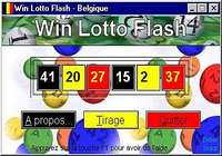 Win Lotto Flash - Belgique