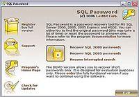 Lastbit SQL Password Recovery