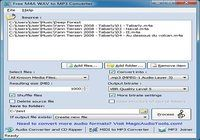 Free M4A WAV to MP3 Converter